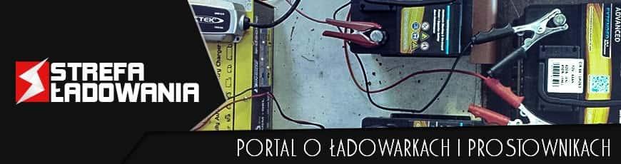 Portal o ładowarkach i prostownikach