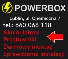 Akumulatory Lublin