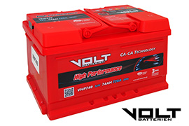 Akumulatory VOLT High Performance