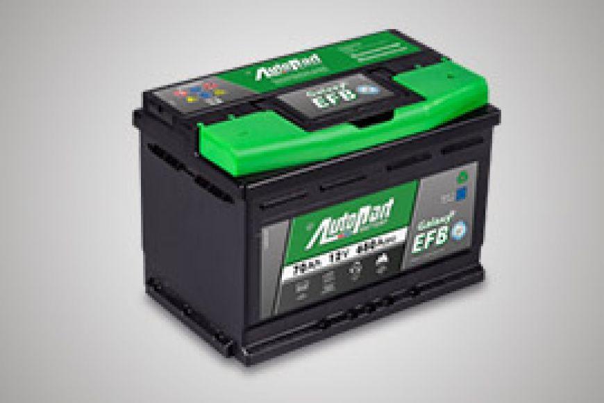 25ffaa33fea Akumulator AutoPart Galaxy EFB