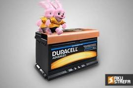 Akumulatory Duracell Advanced