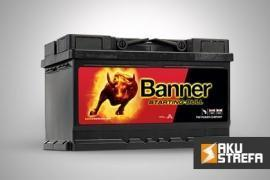 Akumulator Banner Starting Bull 80Ah 660A 580 14